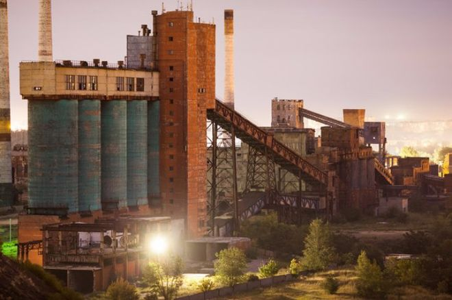 Украина понесла миллиардные убытки от захвата предприятий Донбасса