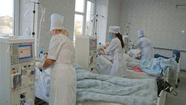 Украинские больницы превратят в предприятия