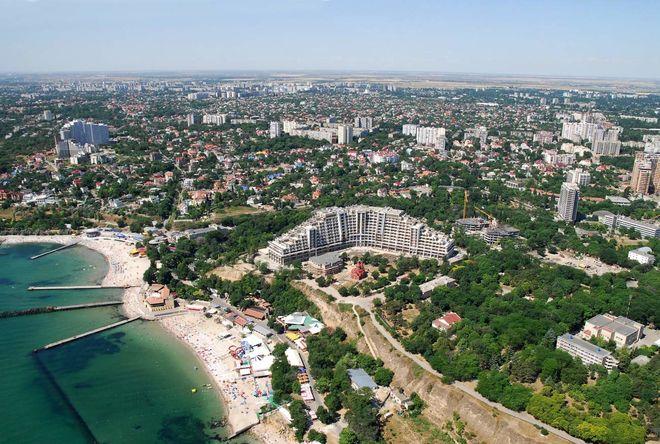 В Одессе вернули названия переименованным Саакашвили улицам