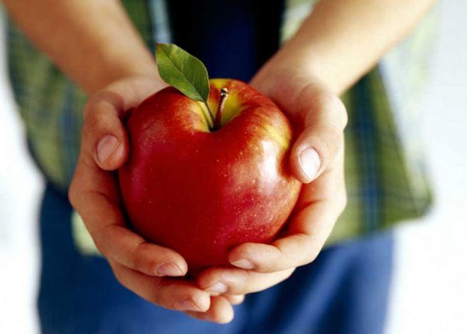 В Украине резко подорожали яблоки