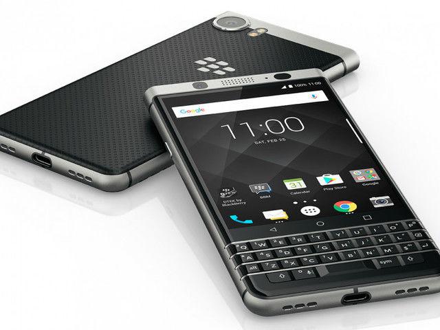 Новый смартфон BlackBerry выйдет в мае