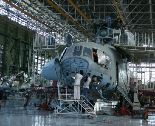 Крупнейший авиаремонтный завод Украины увеличил свои доходы более чем на 600%