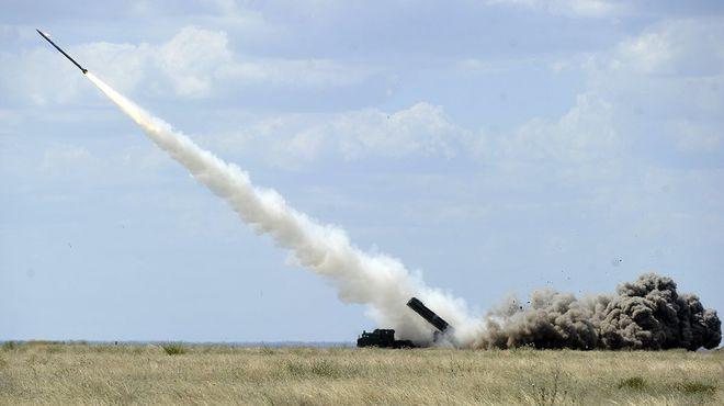 """КБ """"Луч"""" провело успешное испытание ракетного комплекса """"Ольха"""""""