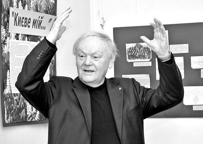 Умер легендарный украинский поэт
