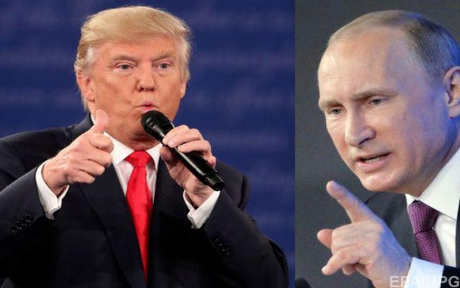 Стало известно, когда Путин и Трамп поговорят по телефону