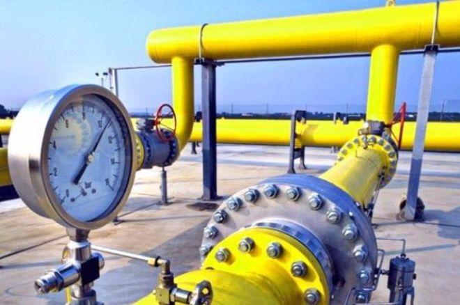 Украина начала закачивать больше газа из Европы