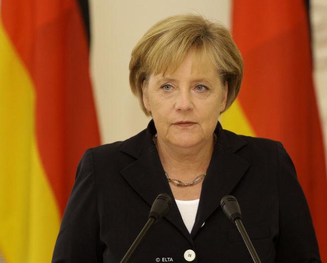 Меркель заявила условия перемирия на Донбассе