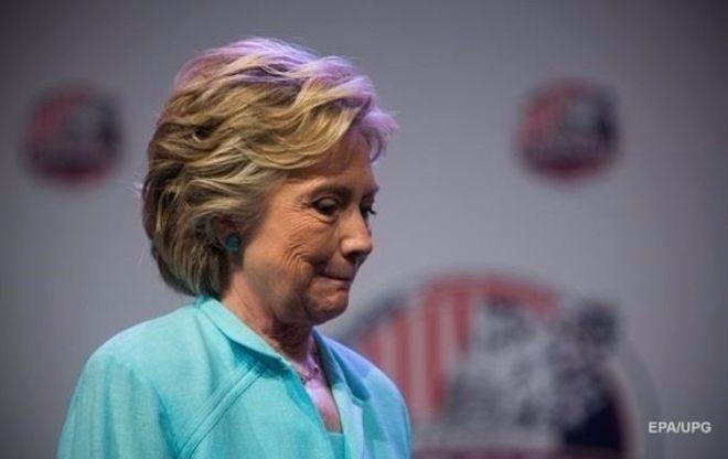Клинтон нашла виновных в своем поражении на президентских выборах