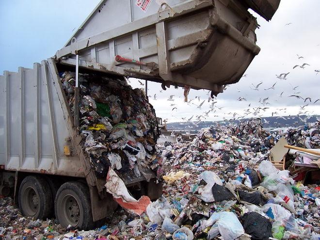 В Украине нашли массу нелегальных мусорных свалок