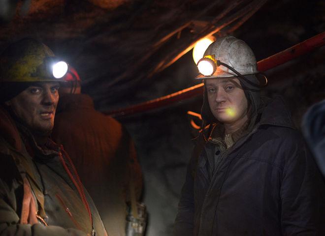 Шахтеры продолжают подземную забастовку