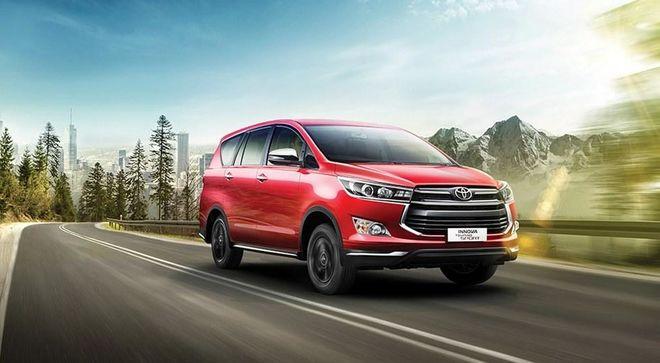Toyota начала продажи нового внедорожного минивэна