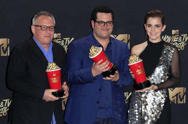 В Лос-Анджелесе вручили премию MTV Movie & TV Awards