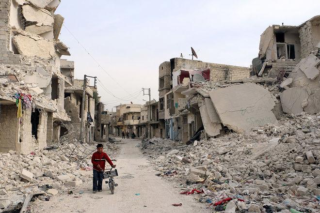 Санкции США против Сирии продлили на год