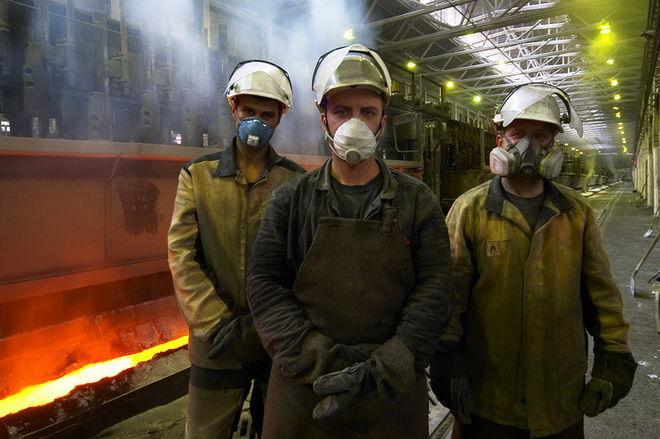 Против украинских металлургов ввели антидемпинговую пошлину
