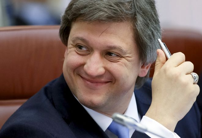 Данилюк: Российские банки покидают Украину по собственному желанию