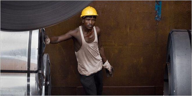 Индия ввела антидемпинговые пошлины на зарубежную сталь