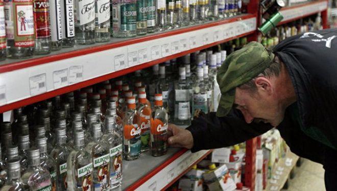 В России дорожает водка