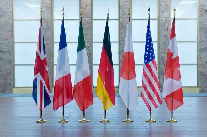 Страны Большой семерки договорились вместе бороться с кибератаками