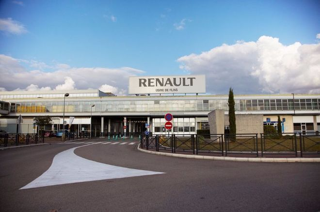 Масштабная кибератака дошла до заводов Renault во Франции