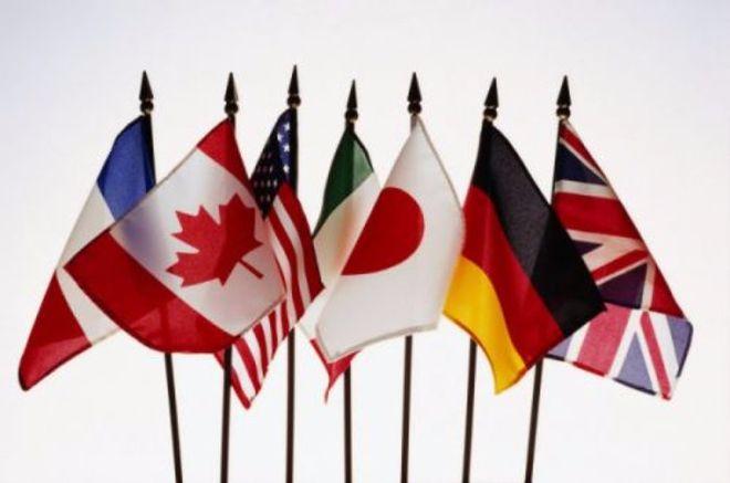 Страны Большой семерки одобрили общее экономическое развитие