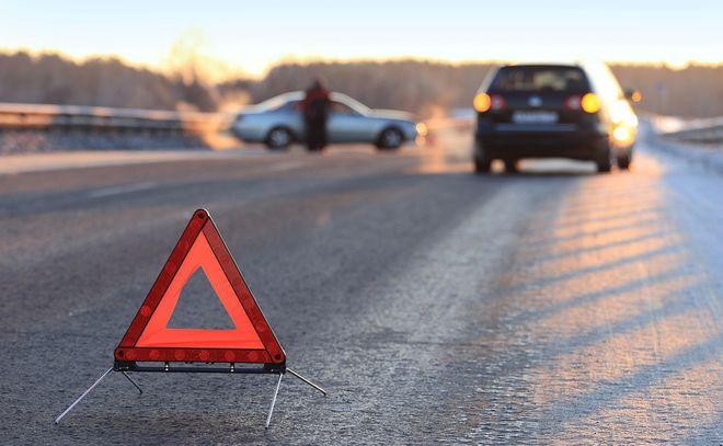 В результате ДТП в Киеве погибли три человека