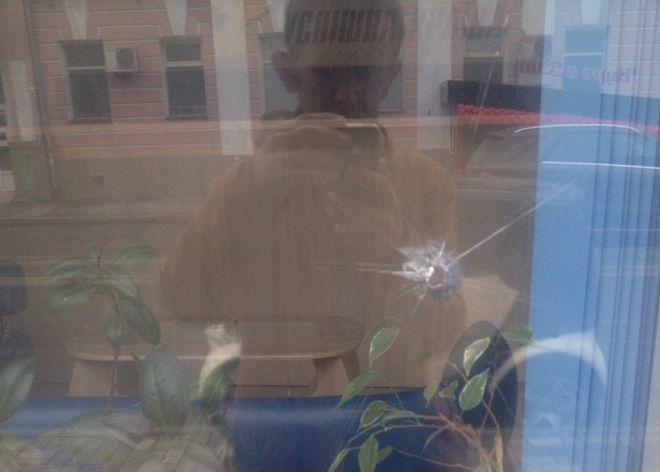 В Харькове стреляли по офису «Успішної країни»