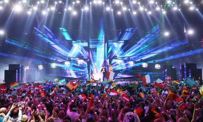 Организаторам Евровидения удалось распродать все билеты