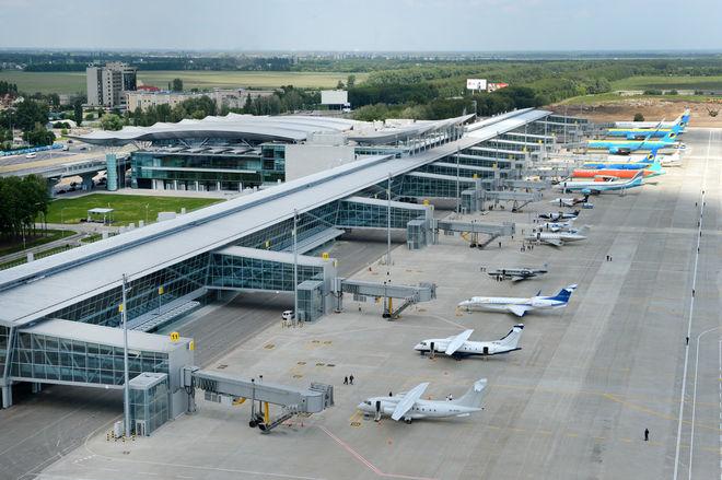 """В аэропорту """"Борисполь"""" появится новый терминал"""