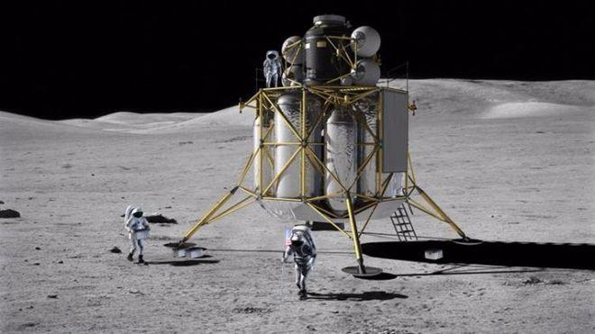 Китайцы готовятся к освоению Луны