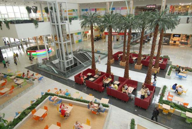 Турки хотят построить в Украине крупнейший торговый центр