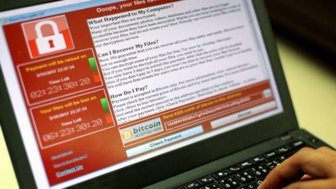 В Нацбанке Украины прокомментировали вирусную атаку WannaCry на сервера