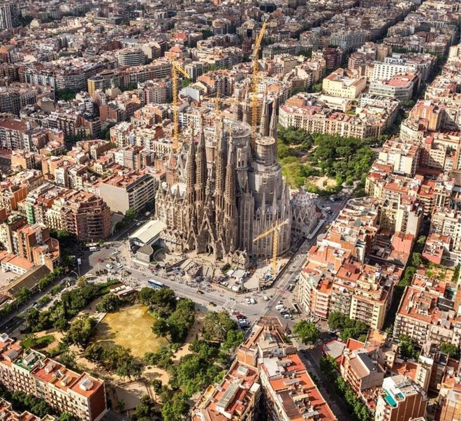 Назван самый популярный храм в мире