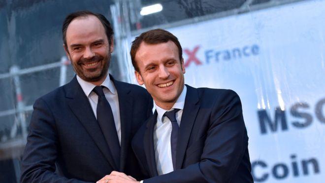 Макрон назначил новым премьером Франции Эдуара Филиппа