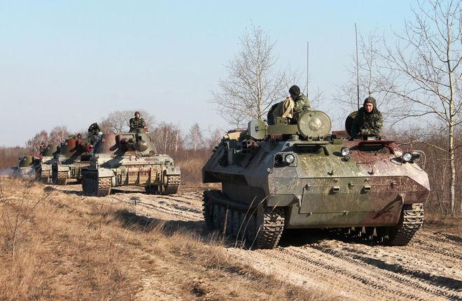 Россия наращивает военное присутствие в оккупированном Крыму