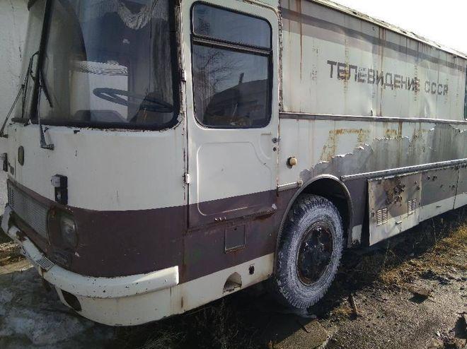 Уникальный ЛАЗ продают за 700 тысяч