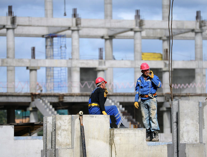 Украинских строителей ждут на работу в Израиле
