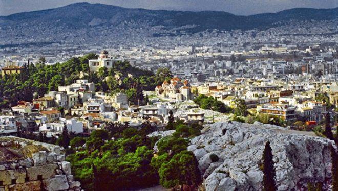 Греки устроили всеобщую забастовку