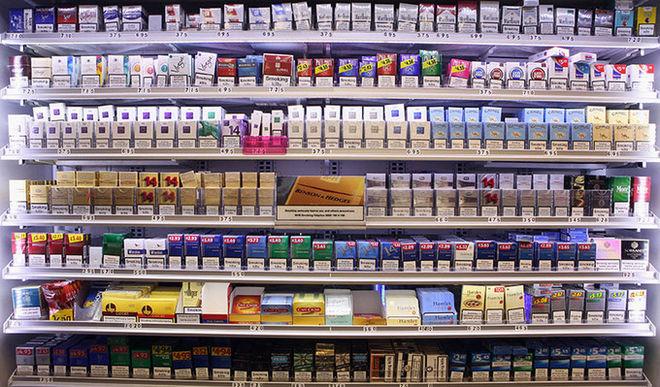 Производитель сигарет оказался крупнейшим должником в Украине