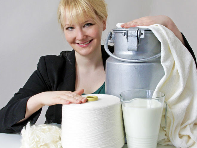 В Украине хотят запретить второсортное молоко
