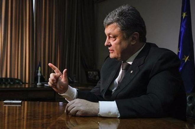 Порошенко попал в пятерку самых богатых чиновников Украины