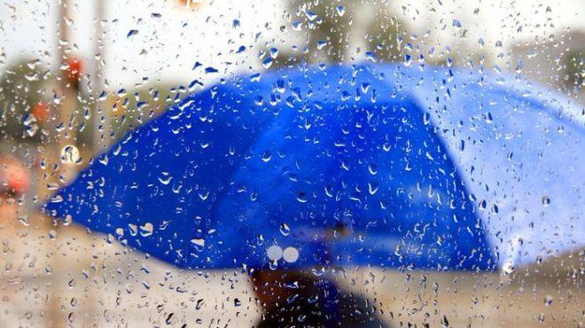 Украину захлестнут дожди