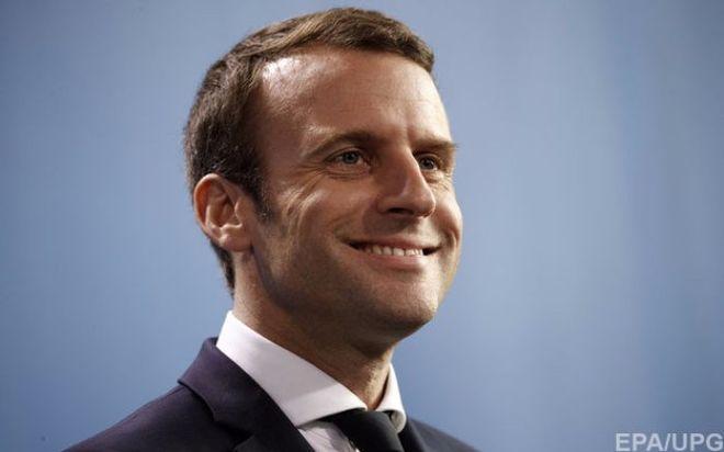 Опрос показал, сколько французов одобряют работу Макрона на посту президента