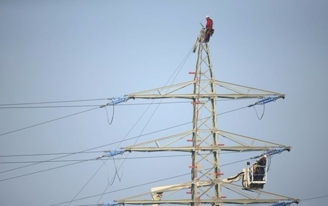 Красноармейская фильтровальная станция лишилась электричества