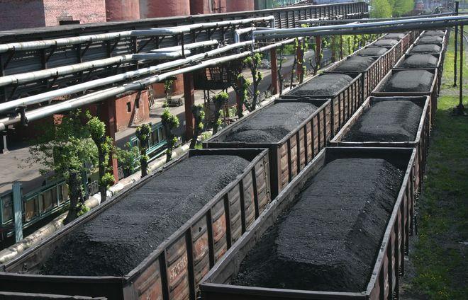 В Украине стало больше угля