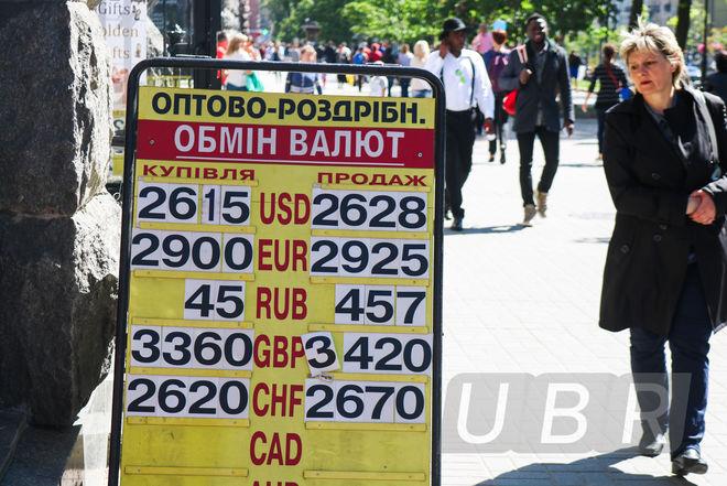 Банкиры: курс доллара обваливается даже при закупках НБУ