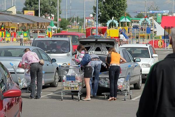 Украинцы начнут массово закупать продукты в Польше