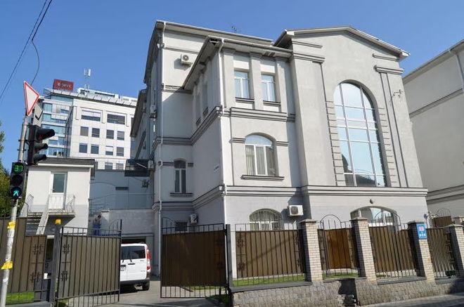 В центре Киева за долги продают земельный участок