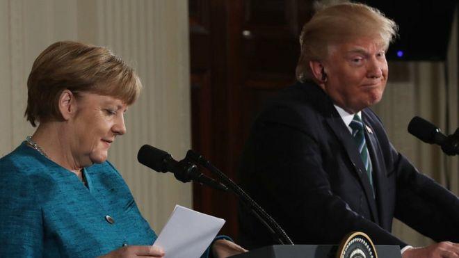 Трамп прилетел в Брюссель познакомиться с НАТО