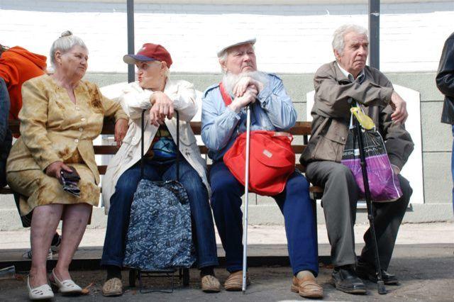 Через 30 лет люди во всем мире останутся без пенсий