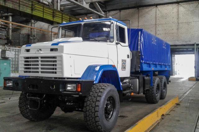 КрАЗы будут обслуживать украинские АЭС